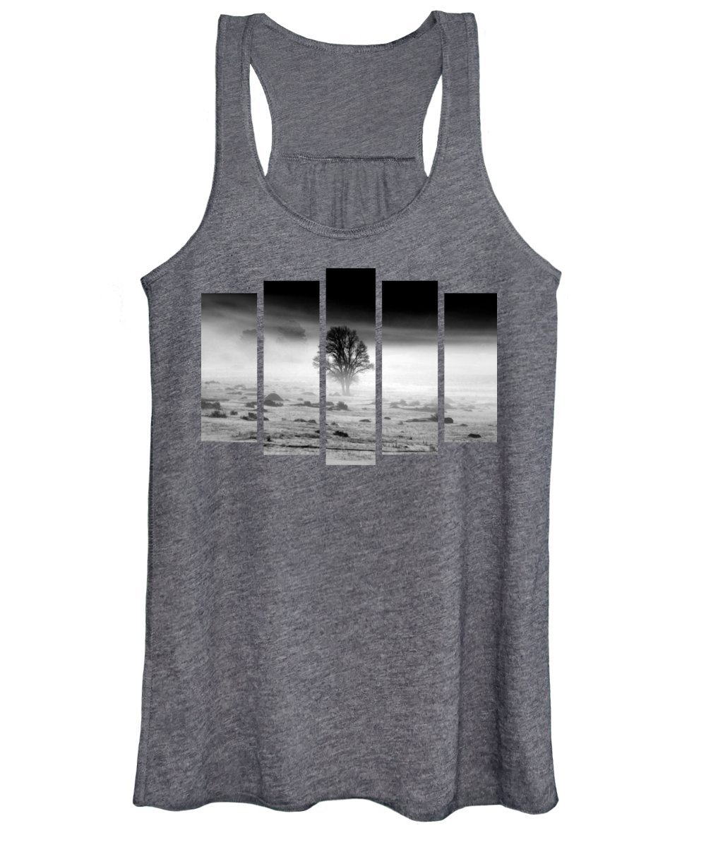 Set 76 Women's Tank Top featuring the photograph Set 76 by Shane Bechler