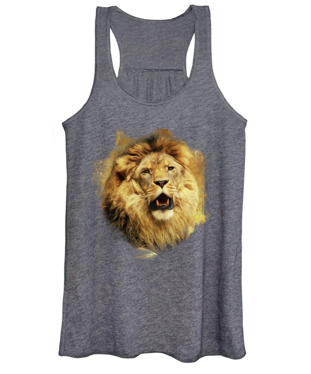Mammals Of Africa Women's Tank Tops