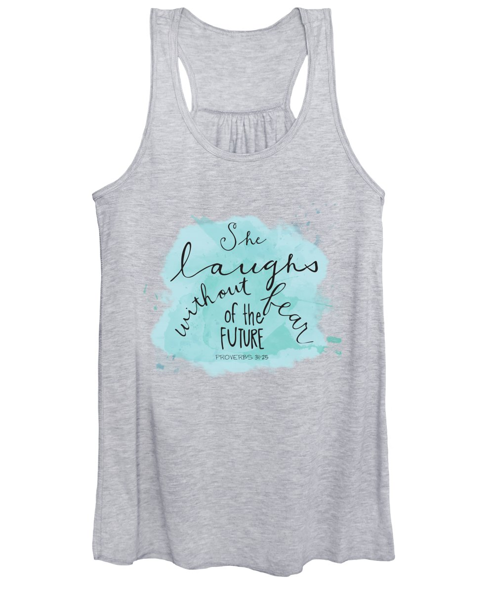 Old Women's Tank Tops