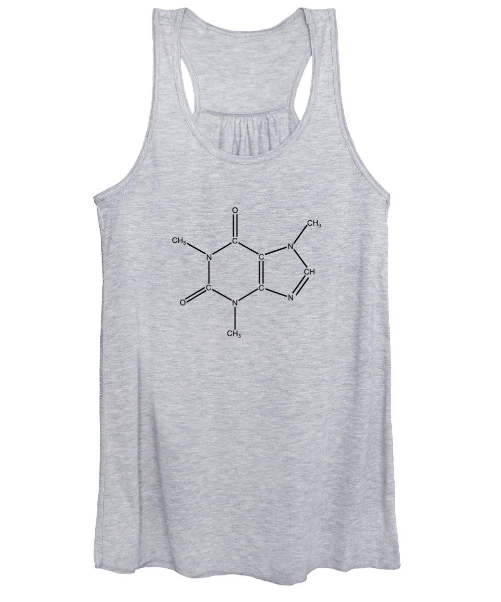 Molecule Women's Tank Tops