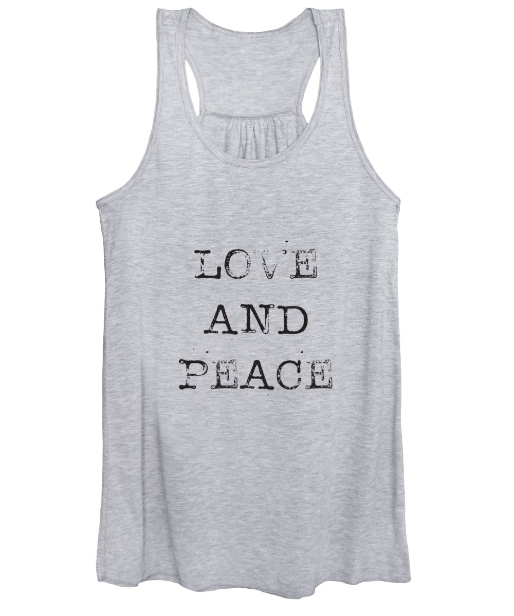 Gray Women's Tank Tops