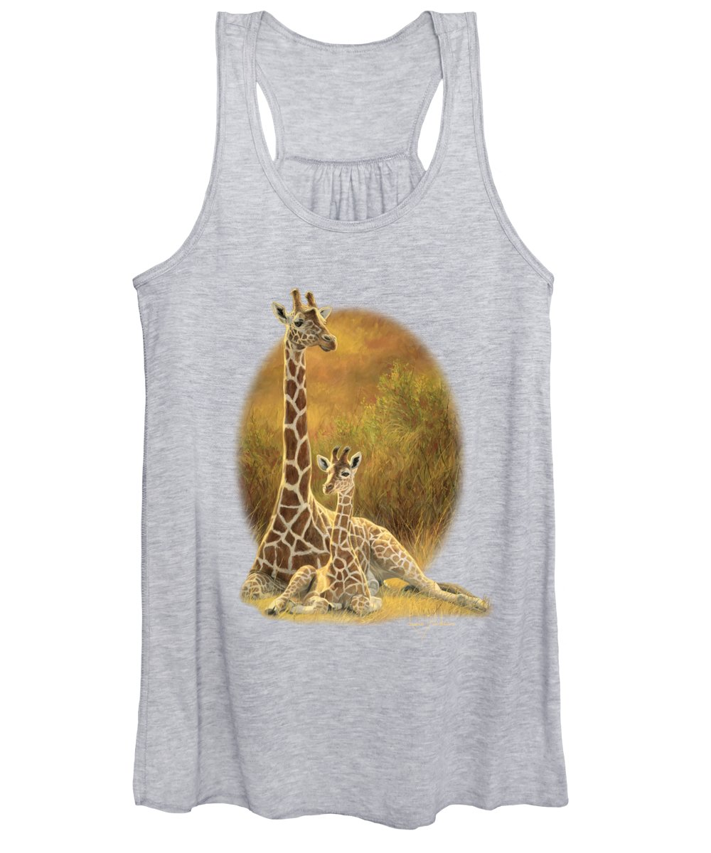 Son Paintings Women's Tank Tops
