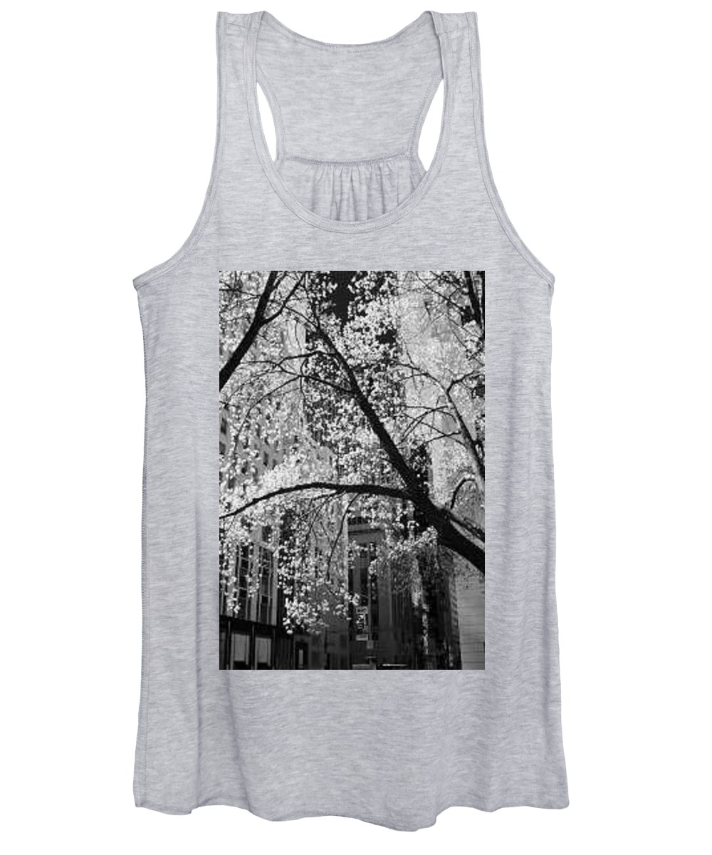 Spring Women's Tank Top featuring the photograph Spring Ny by Jason Sanders