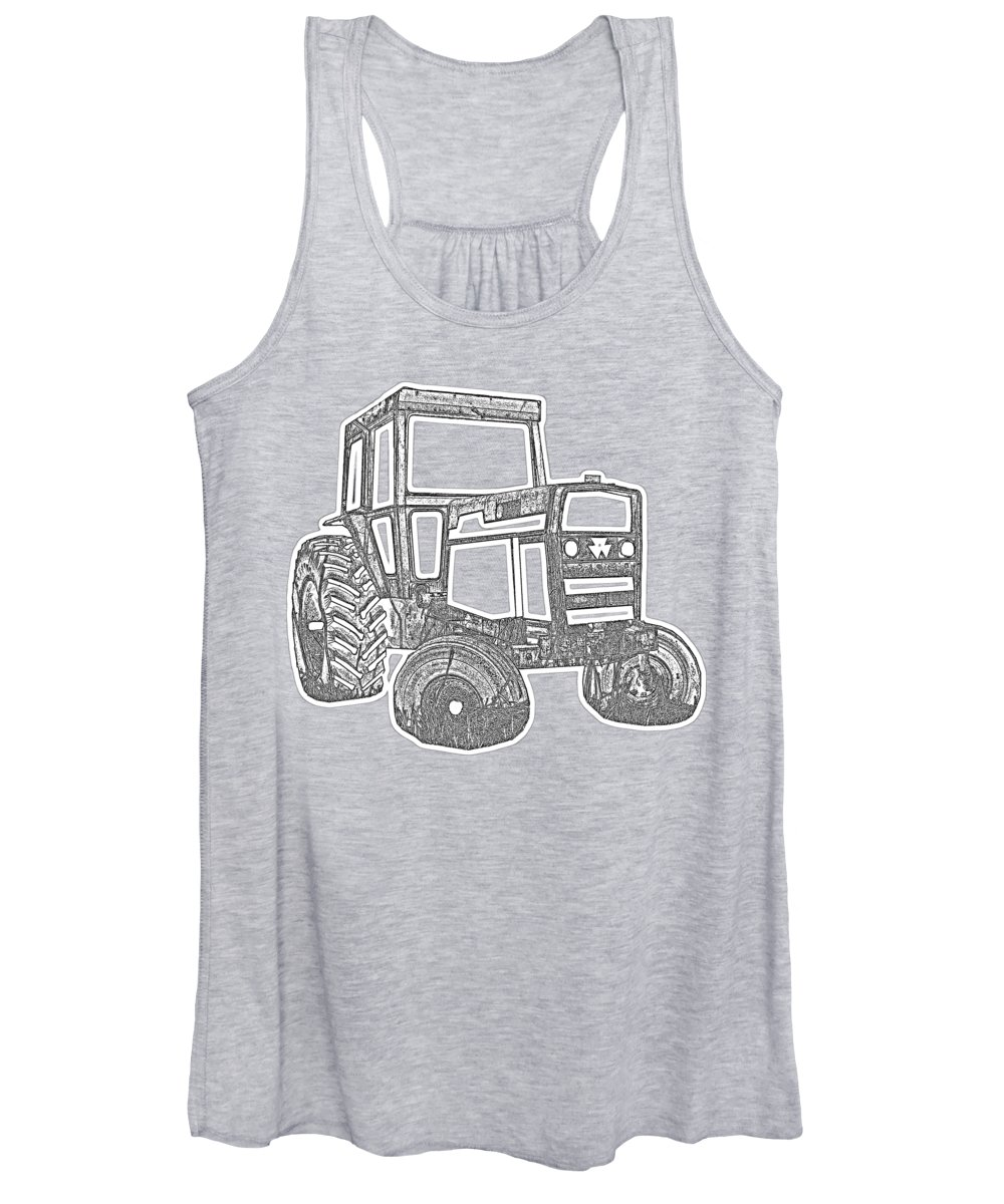 Farms Photographs Women's Tank Tops