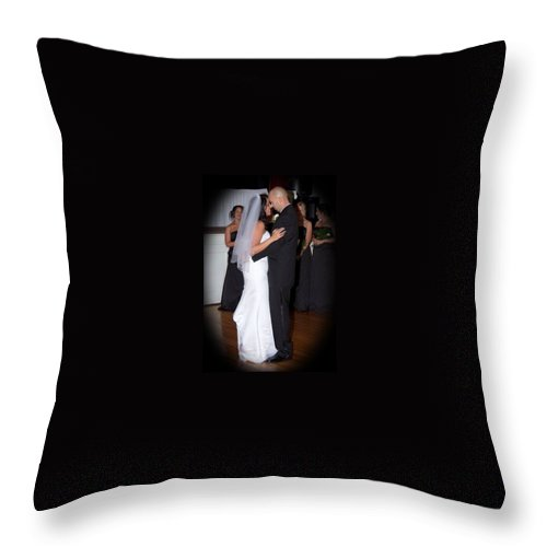 Throw Pillow featuring the photograph 07 by Michael Dorn