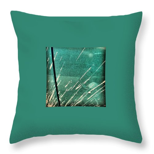 Sportscar Throw Pillow featuring the photograph Car Door by J Roustie