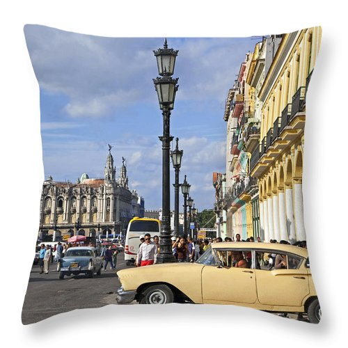 Old Throw Pillow featuring the photograph 130215p003 by Arterra Picture Library