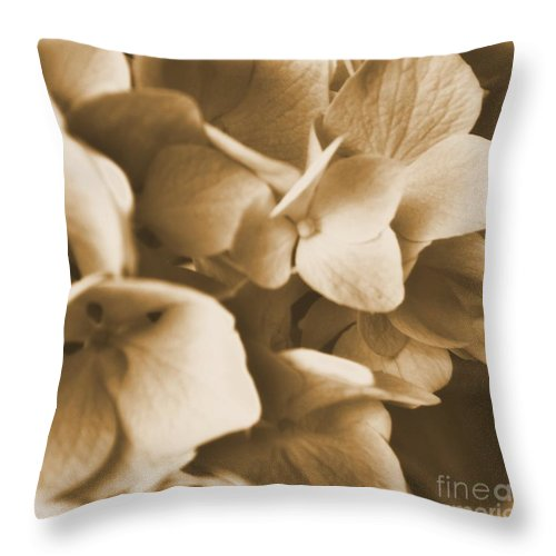 Botanical Throw Pillow featuring the photograph Spring 2014 by Chet B Simpson