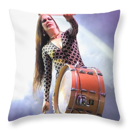Beats Antique Rw2k14 Throw Pillow featuring the photograph Beats Antique Rw2k14 by PJQandFriends Photography