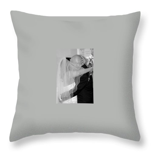 Throw Pillow featuring the photograph 20 by Michael Dorn