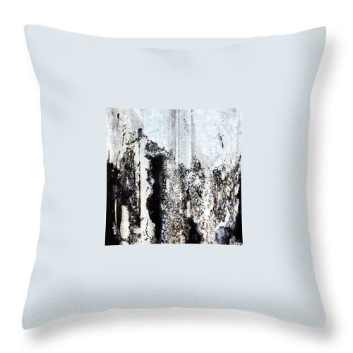 Beautiful Throw Pillow featuring the photograph Lamppost 8 by J Love