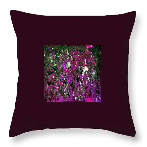 Beautiful Throw Pillow featuring the photograph Meadow 2 by J Love