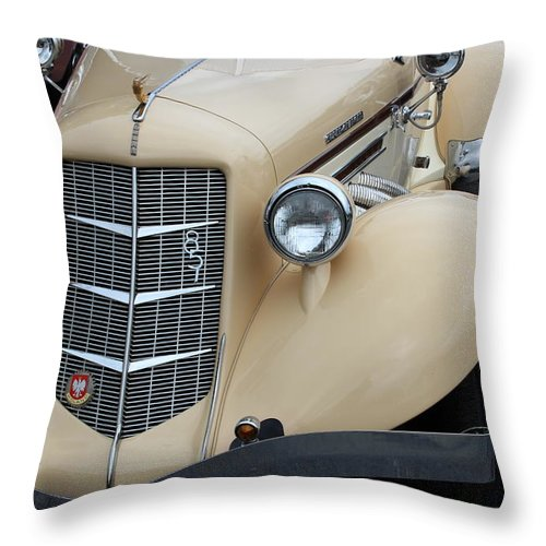 Throw Pillow featuring the photograph 851 by R A W M