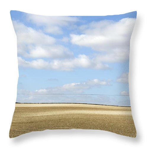 Wendy Throw Pillow featuring the photograph Above Us Only Sky 2 by Wendy Wilton