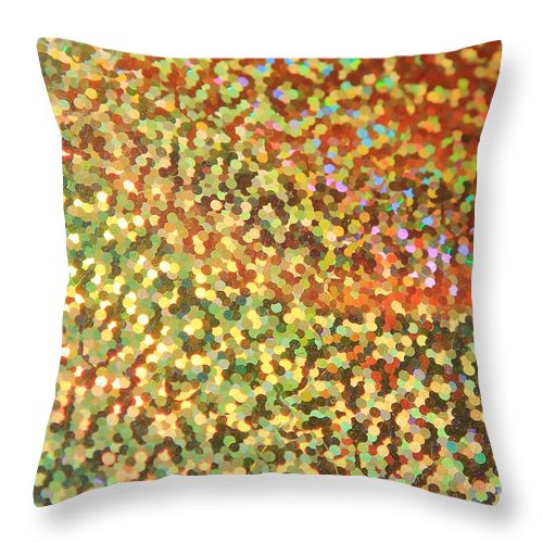 Light Throw Pillow featuring the photograph Abstract Colors Of Beauty by Hermanus A Alberts