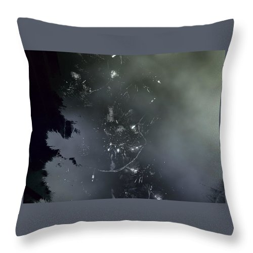 Tree Throw Pillow featuring the photograph Albero 8 by Costanza Canali