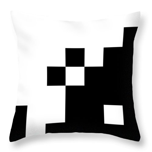 Richard Reeve Throw Pillow featuring the digital art And Home To Bed by Richard Reeve