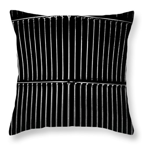 Newel Hunter Throw Pillow featuring the photograph At The Corner Of Space And Time by Newel Hunter