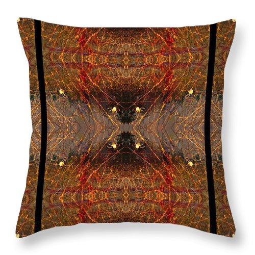 Kabbalah Throw Pillow featuring the photograph Beacon Of Light by Deprise Brescia