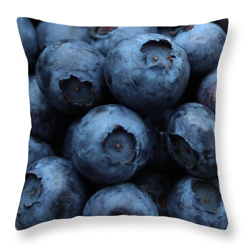 Big Hurts Throw Pillow featuring the photograph Big Hurts by Barbara Griffin