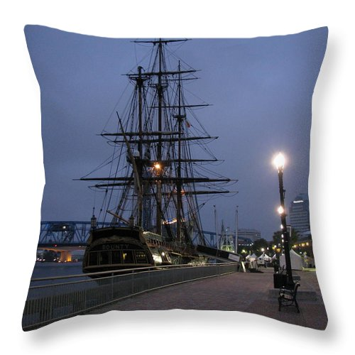 Patzer Throw Pillow featuring the photograph Bounty by Greg Patzer