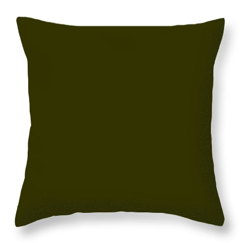Abstract Throw Pillow featuring the digital art C.1.51-50-0.7x7 by Gareth Lewis