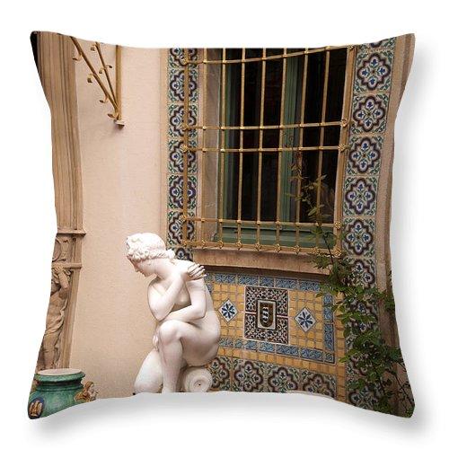 Big Sur Throw Pillow featuring the photograph California Dreaming by Brenda Kean