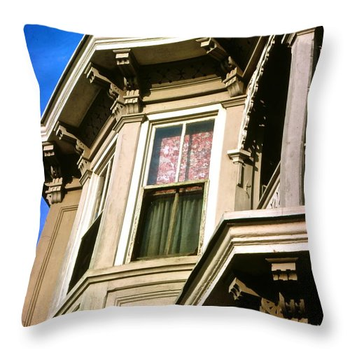 Cape May Throw Pillow featuring the photograph Cape May Morning by Ira Shander