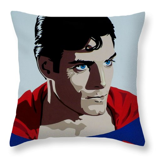 Christopher Throw Pillow For Sale By Ian King