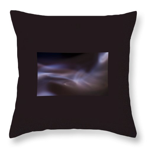 Coffee Cream Throw Pillow featuring the photograph Cosmic Dream by Steven Poulton