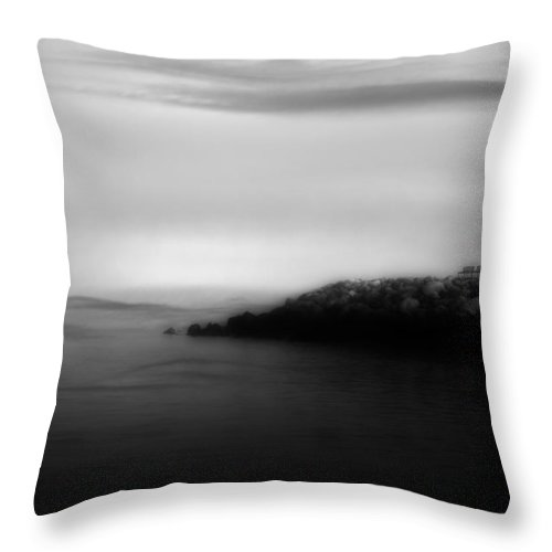 Vancouver Throw Pillow featuring the photograph Death Of A Love Song by The Artist Project