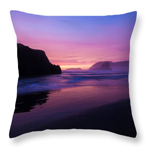 Chad Dutson Throw Pillow featuring the photograph Essence by Chad Dutson