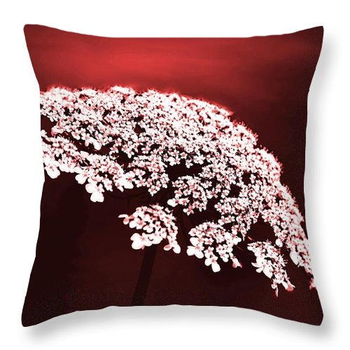 Exquisitely Made Throw Pillow featuring the digital art Exquisitely Made by Maria Urso