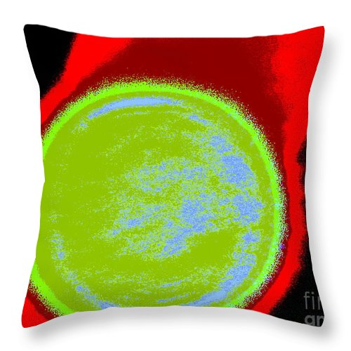 Falling Throw Pillow featuring the photograph Falling by Tim Townsend