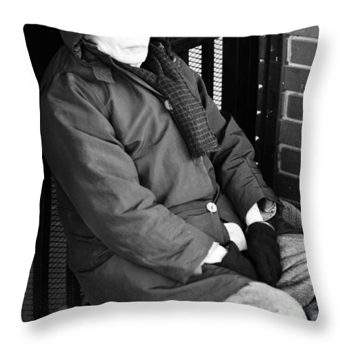 Vancouver Throw Pillow featuring the photograph Fava Bean by The Artist Project