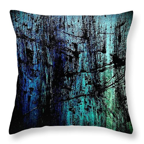 #abstract #art #abstractart #tagsforlikes #abstracters_anonymous #abstract_buff #abstraction #instagood #creative #artsy #beautiful #photooftheday #abstracto #stayabstract #instaabstract Throw Pillow featuring the photograph Festival by Jason Michael Roust