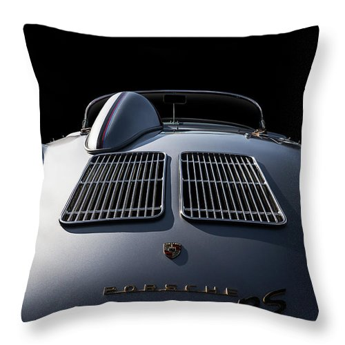 Transportation Throw Pillow featuring the digital art Giant Killer by Douglas Pittman