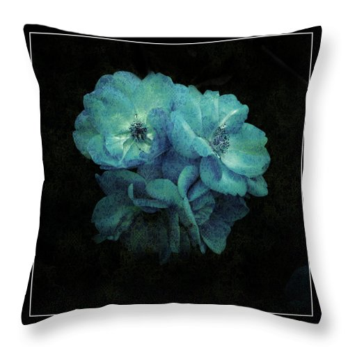 Nature Photography Throw Pillow featuring the photograph Gift Of Life by Bonnie Bruno