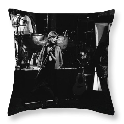 Classic Rock Throw Pillow featuring the photograph Heart #1 by Ben Upham