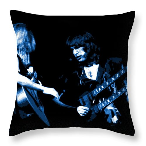Heart Throw Pillow featuring the photograph Heart #18ab by Ben Upham