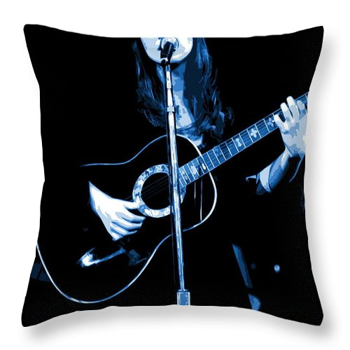 Heart Throw Pillow featuring the photograph Heart #19ab by Ben Upham