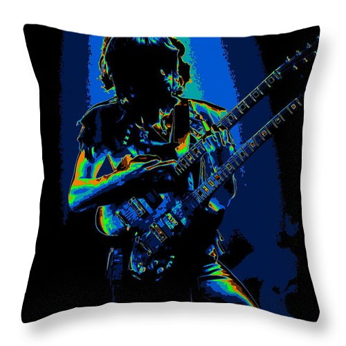 Roger Fisher Throw Pillow featuring the photograph Heart #23abc by Ben Upham