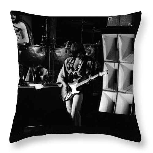 Classic Rock Throw Pillow featuring the photograph Heart #10 by Ben Upham
