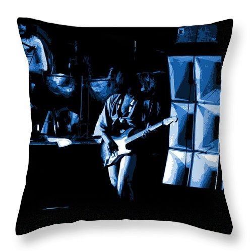 Roger Fisher Throw Pillow featuring the photograph Heart #30ab by Ben Upham