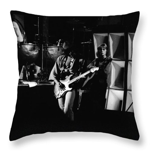 Classic Rock Throw Pillow featuring the photograph Heart #11 by Ben Upham
