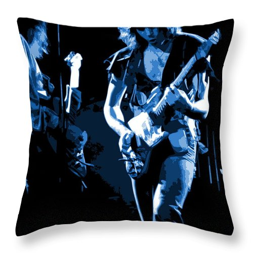 Heart Throw Pillow featuring the photograph Heart #36ab by Ben Upham