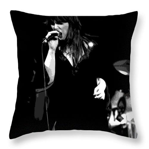Heart Throw Pillow featuring the photograph Heart #46a by Ben Upham