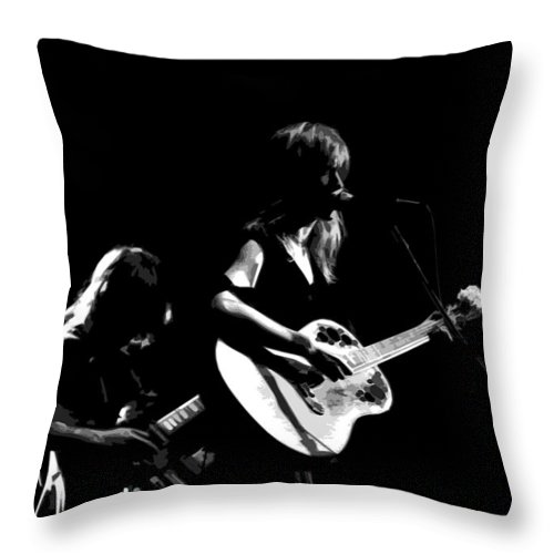Heart Throw Pillow featuring the photograph Heart #47a by Ben Upham