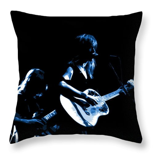 Heart Throw Pillow featuring the photograph Heart #47ab by Ben Upham