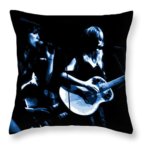 Heart Throw Pillow featuring the photograph Heart #48ab by Ben Upham